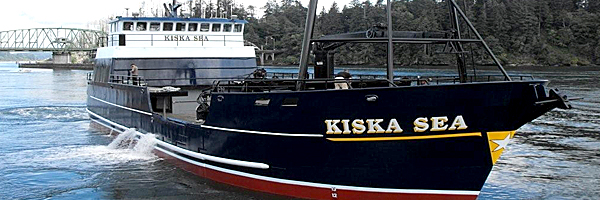 Kiska Sea Fishing Vessel